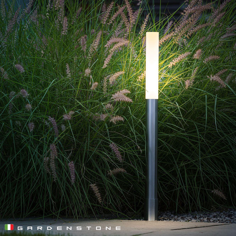 Lampioncino da giardino in stile paletto