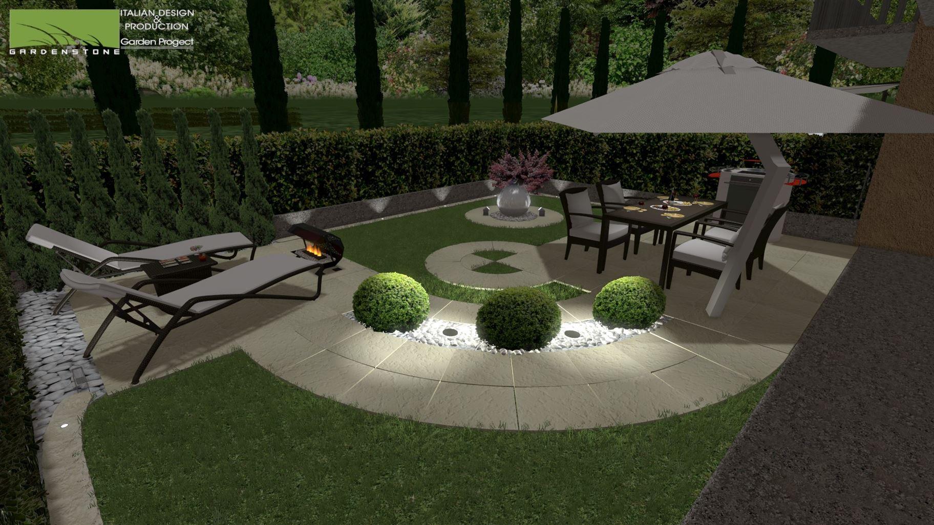 Popolare Giardini idee da copiare: come valorizzare il tuo salotto all'aperto FL41