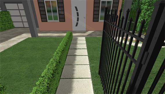 vialetti ingresso moderno