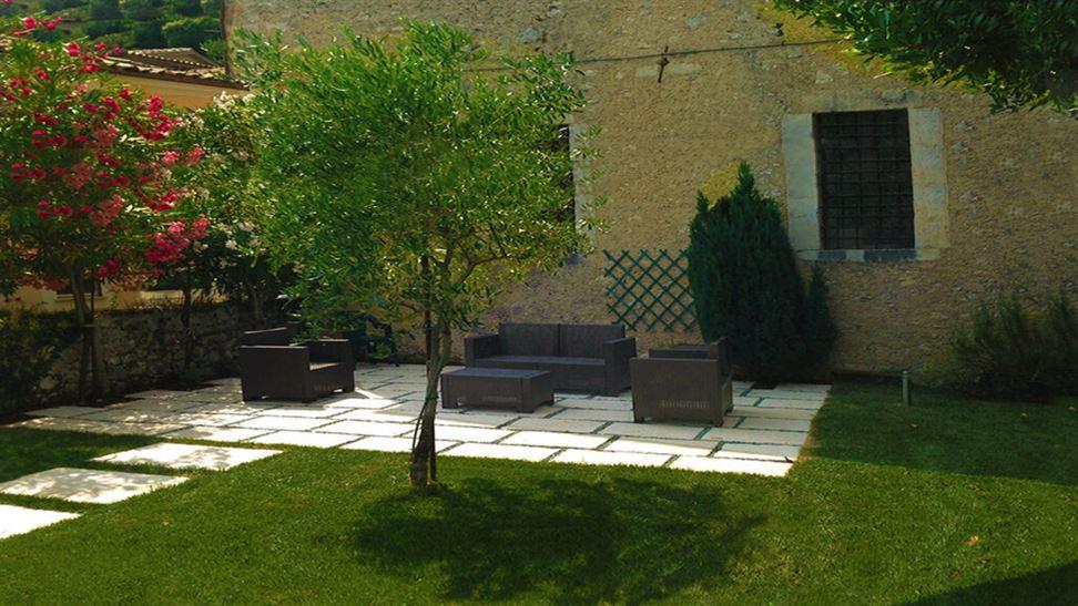 Pavimenti giardino